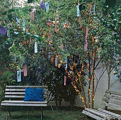 ideias de decoração para quintal
