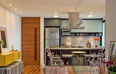 50 dicas de decora o apartamentos pequenos - Fotos de lofts decorados ...