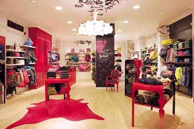 lojas decoradas