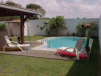 decoração de piscinas para festas