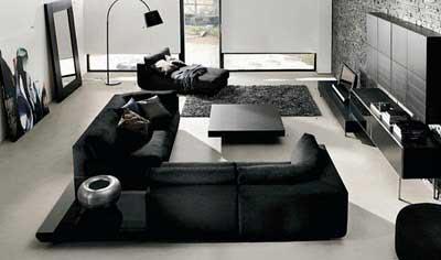 salas modernas da moda