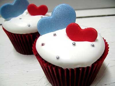 ideias de cupcakes para casamento