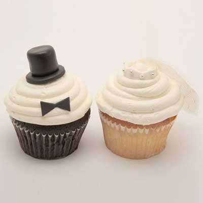 imagens de cupcakes para casamento