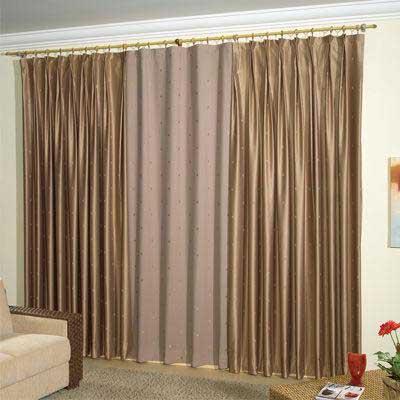 dicas de decoração com cortinas