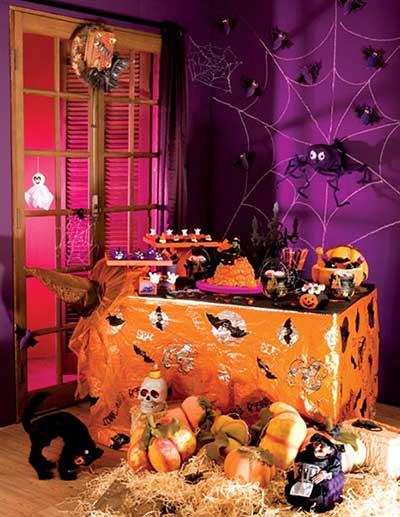 mesas decoradas