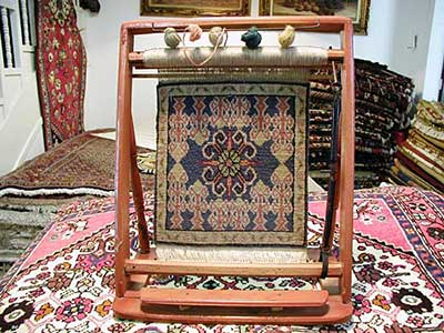 modelos de tapetes persas