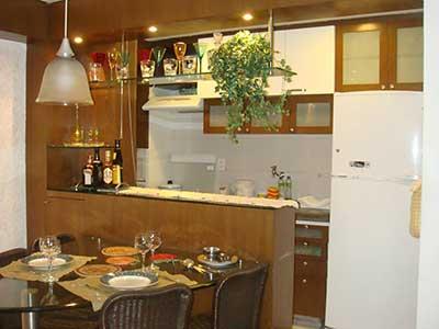 Dicas de como decorar cozinhas pequenas e simples - Decorar casas pequenas ...