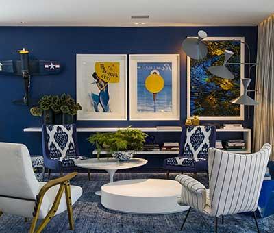 decoração com azulejos português