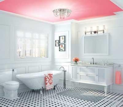 fotos de banheiros vintage