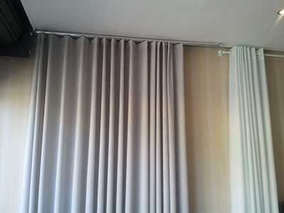 Modelos de cortinas para quarto de casal fotos dicas ideias - Tipos de cortinas ...