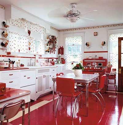 Fa a voc mesmo sua decora o vintage fotos dicas for Art et cuisine rm 101