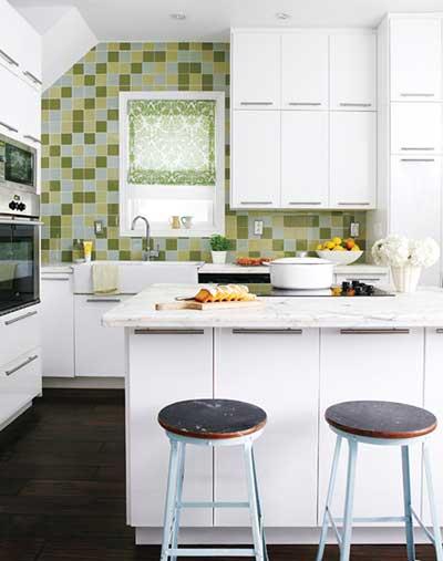 Decoração de Cozinhas simples e pequena