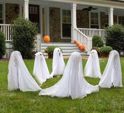 dicas de decoração de halloween