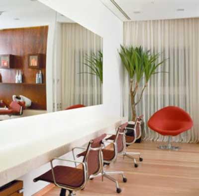 ideias de decoração de salão