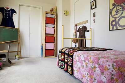 fotos de quarto vintage