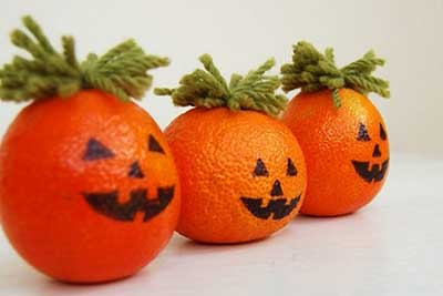 como decorar halloween