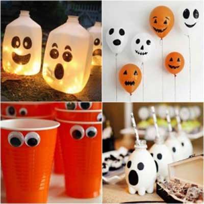 dicas de como decorar halloween
