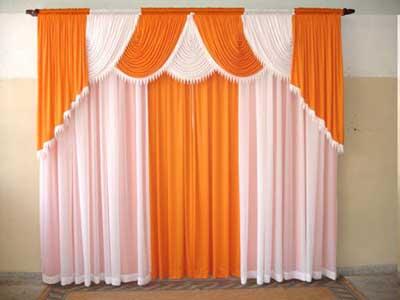 cortina para quarto de casal