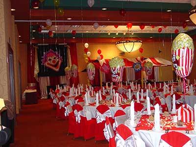 carnaval decorado