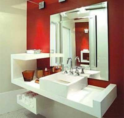 dicas de decoração com espelhos