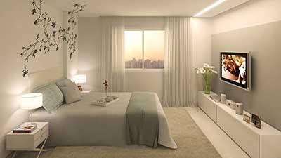 fotos de cortinas para quartos