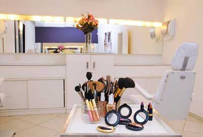 dicas de decoração de salões de beleza