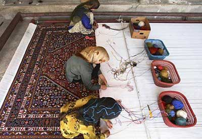 fotos de tapetes persas