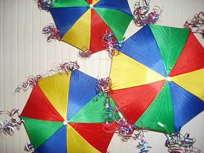 dica de carnaval decorado