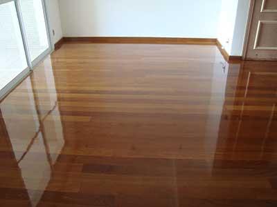 fotos de pisos de madeira