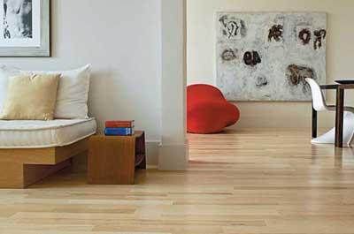 Imagens de pisos de madeira