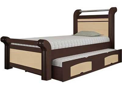 decoração com camas de solteiro