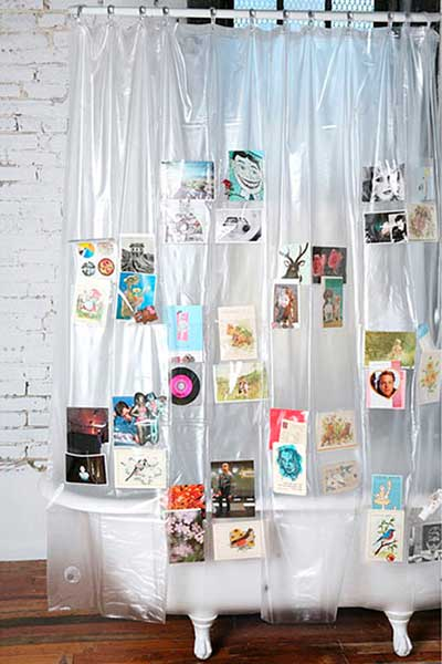 seleção de decoração