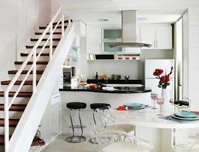 imagens de cozinhas pequenas