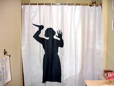 fotos de cortinas para banheiros