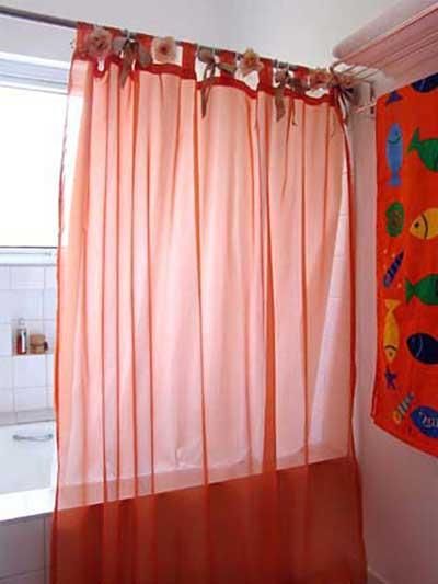 imagens de cortinas para banheiros