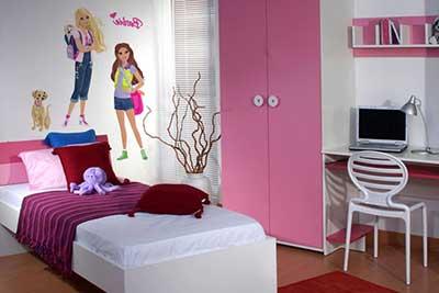 dica de decoração de quarto