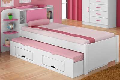 camas de solteiro
