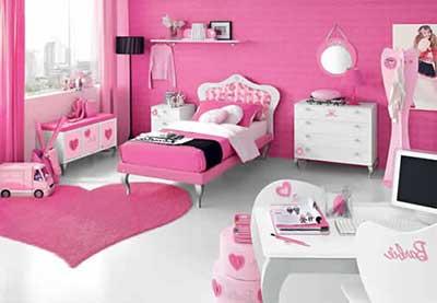 decoração da barbie para quarto