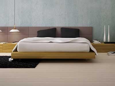 como decorar com cama de casal