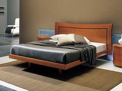 30 modelos de camas de madeira de casal e solteiro - Modelo de camas ...