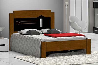 comprar cama de madeira