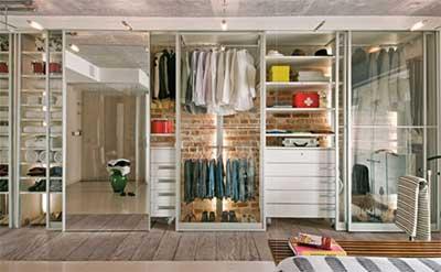 imagens de closets decorados