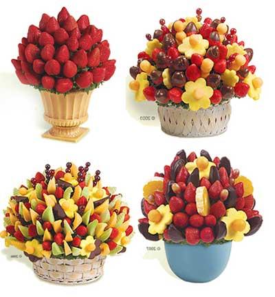 dicas de decoração com frutas