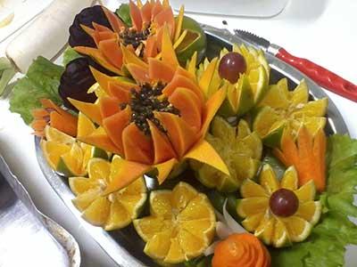 Escolhendo as frutas - 3 5