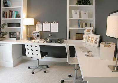Decora o para escrit rio advocacia contabilidade ideias for Ikea arbeitszimmer