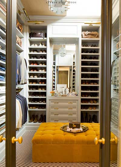 closets decorados
