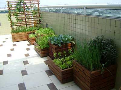 foto de decoração de jardim