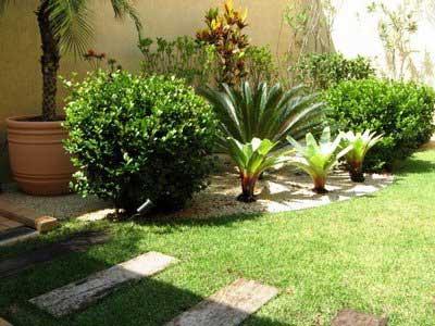 imagens de jardins pequenos