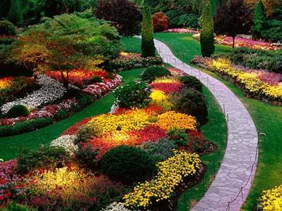 40 fotos e dicas de jardins pequenos decorados for Foto giardini fioriti
