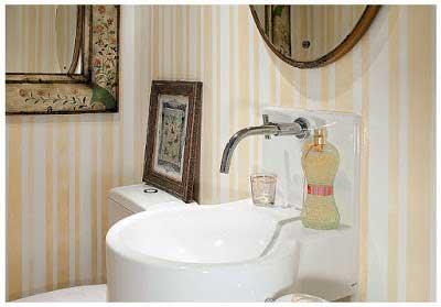 para banheiros modernos